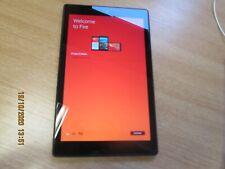 Amazon Kindle Fire HD 8 PR53DC (6th Gen) Tablet 16GB Black Wifi - Used - D828