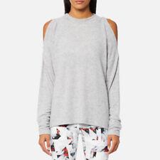 Varley Women's Carbon Revive Sweatshirt Grey Size Uk Small rrp £75 LS171 OO 07