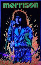 Jim Morrison The Doors Lizard King Rare Original Vintage Blacklight Poster