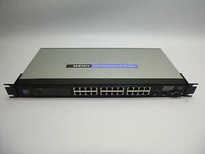 Linksys 24-port GIGABIT Switch SRW2024 V1.3#
