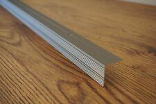 ANODISED ALUMINIUM ANTI NON SLIP STAIR EDGE NOSING -TRIM- 30x 30mm