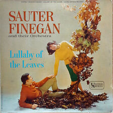 SAUTER FINEGAN AND THEIR ORCHESTRA - LULLABY OF THE LEAVES - UA - STEREO LP
