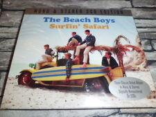 THE BEACH BOYS  SURFIN'S SAFARI   2 CD 25 TITRES  NEUF RARE