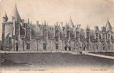 France Josselin Le Chateau Castle Schloss