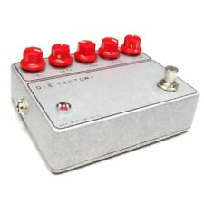 6% OFF! - The Factory - Fuzz Factory Clone Kit - DIY Fuzz Pedal Effect Project