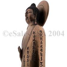 Slim Buddha Statue Heart Sutra Gautama Sakyamuni Bodhisattva Prajna Paramita Hol