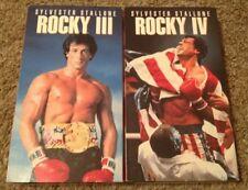 Rocky III (1982) and Rocky IV (1985)
