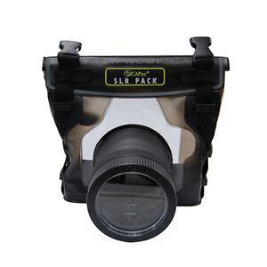 WATERPROOF UNDERWATER HOUSING for CANON EOS 5D T6i T5i T4i 600D 650D 7D 450D 70D