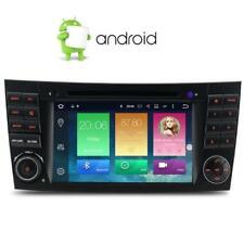 Autoradio Android DVD für Mercedes Benz E Klasse W219 W211 GPS Navi SD USB