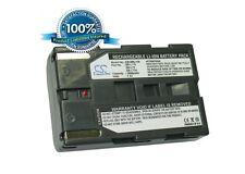 7.4 V Batteria per SAMSUNG sb-l70a, sb-ls70ab, sb-l70r, SB-L110, vp-d7l, SB-L70, V