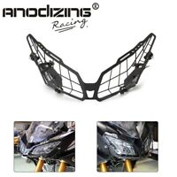 Grille Headlight Protector Guard Lense Cover For YAMAHA MT-09 Tracer 900 FJ-09