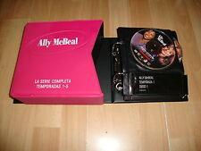ALLY McBEAL LA SERE COMPLETA TEMPORADAS 1 - 5 SERIE DE TV EN DVD EN BUEN ESTADO