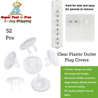 Outlet Covers Baby Proofing Safety Plug Blocker Socket Protector Caps Childproof