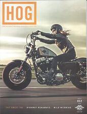 Harley Magazine 2015 HOG The Sweet 16s Highway Runaways Wild Wyoming 032