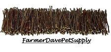 FarmerDavePetSupply 500 Apple Skinny Twig Bulk Pack Chinchillas,Guinea Pigs