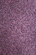 Jaclyn Smith Plush Universal Lid Cover / Rug - Vintage Violet