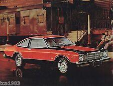 1976 chrysler-plymouth FOLLETO: Volare,GRAN FURY,CORDOBA,Valiant,paño,Newport