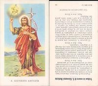 SANTINO DI SAN GIOVANNI BATTISTA  N.3329