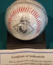Ted Williams Replica Baseball with Coa