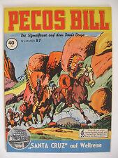 PECOS BILL N. 57, Mondial-Verlag, stato 1-2