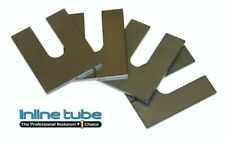 1969-72 Oldsmobile Olds Cutlass 442 W-30 W-31 Core Support Shims 4 Pc Set NOS GM