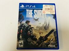 PS4 The Surge game