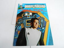 1970s Star Trek Book - Record - Robot Masters - Excellent Shape