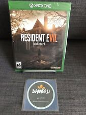 NEW RESIDENT EVIL 7 BIOHAZARD XBOX ONE XB1 SEALED USA SELLER FAST FREE SHIPPING!
