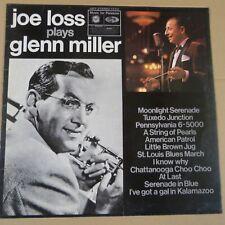 vinyl LP JO LOSS plays GLENN MILLER , mfp stereo 1320