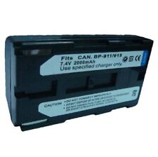 BP-911 Battery for PHASEONE PHASE ONE P20 P21 P25 P30 P45 Digital Camera Back