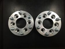 """4x 1"""" Hubcentric Wheel Spacers ¦ 6x120   66.9 Chevy Canyon 6Lug Truck Adapters"""