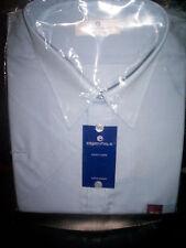 Shirt (Essentials) 18.5 collar Light Blue