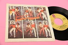 "PEOPLE'S CHOICE 7"" JAM JAM JAM ORIG ITALY 1976 NM !!!!!!!!  TOOPPPPPP"