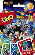 UNO Dragon Ball Super Playing Cards Game Japanese Anime