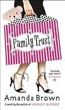 Family Trust, Amanda  Brown, Good Condition, Book