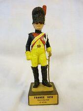 Soldat de plomb du premier empire MDM 90mm - France 1810 - Gendarme d'elite
