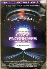 D-715 New Close Encounters of the Third Kind Movie 27x40IN fabric Art Poster