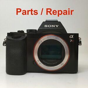 Sony Alpha a7R 36.4MP Digital SLR Camera - PARTS - A120