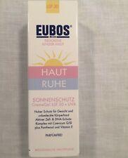 Eubos Kinder Haut Ruhe Sonnenschutzcreme LSF 30 + UVA 50 ml· PZN 10395821