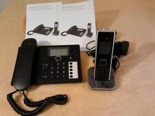 TELEKOM SINUS PA 206 plus1 TELEFON inkl ANRUFBEANTWORTER + MOBILTEIL + ANLEITUNG