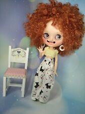 Ooak blythe tbl custom smile happy doll sandydolls