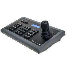 CCTV 4D NETWORK IP CAMERA PTZ Keyboard Joystick Controller Onvif