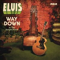 Elvis Presley - Way Down in the Jungle Room (NEW 2 x CD)