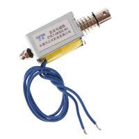 ZYE1-0630Z Push Pull Type Open Frame Solenoid Electromagnet Actuator