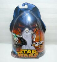 Hasbro Star Wars Revenge Of The Sith General Grievous Exploding Body Action Fig