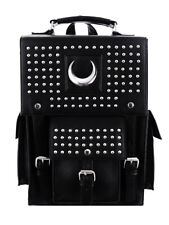 Restyle Iron Moon Rugzak Backpack Gothic Metal Rock Occult Alternative