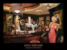 Chris Consani Java Dreams Novelty Movie StarsPrint Poster
