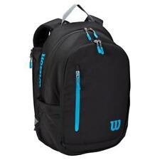 New Wilson Ultra V3 Tennis Backpack Black and Blue