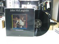 John Mclaughlin LP Spanisch Hochrechnung 1990