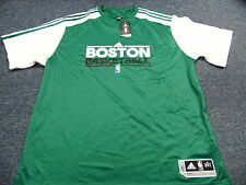 ADIDAS NBA AUTHENTIC BOSTON CELTICS SHOOTING SHIRT JERSEY SIZE 2XLT